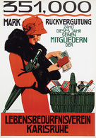 @@@ MAGNET - Lebensbedürfnisverein Karlsruhe - Advertising