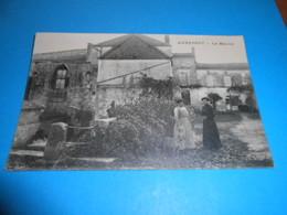 17 ) Annepont - Le Moulin  : Année 1918 : EDIT : Guiastrennec - France