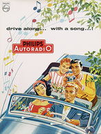 @@@ MAGNET - Philips AutoradiO Drive Along. With A Song. - Advertising