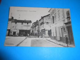 17 ) Saint-jean-d'angély - Place Du Minage  : Année 1910 : EDIT : Brodeau - Saint-Jean-d'Angely