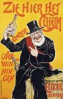 @@@ MAGNET - Zie Hier Het Geheim Elixir D'Anvers - Advertising