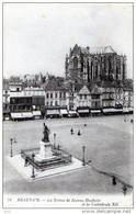 60 - BEAUVAIS - Statue De Jeanne Hachette - Beauvais