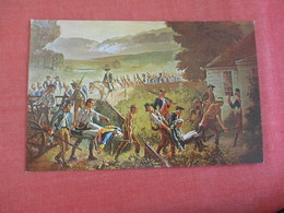 Battle Of Bennington VT  August 16  1777   -- Ref 3065 - History