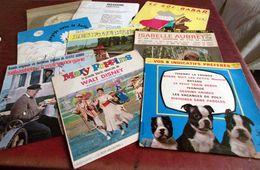 Lot Vinyles Pour Enfants - Enfants