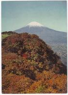 Snow-capped Fuji, Japan's Highest Peak Rises 12,397 Feet In The Autumn Air - (Japan) - Japan