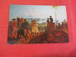 General John Stark With Vermont Colonels  Battle Of Bennington VT  August 16  1777   -- Ref 3065 - History