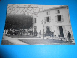 17 ) Saint-jean D'angély N° 90 - Hopital Auxiliaire  : Année 1917 : EDIT : S.B.M - Saint-Jean-d'Angely
