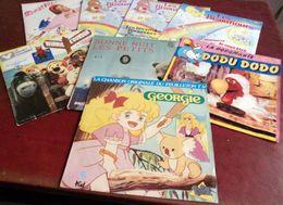 Lot Vinyles Pour Enfants - Children