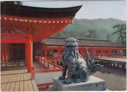 Miyajima (Shrine Island) - Itskushima Shrine, North Shore- (Japan) - Japan