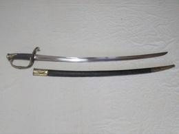 Sabre D'officier D'infanterie Modèle 1821 - Knives/Swords
