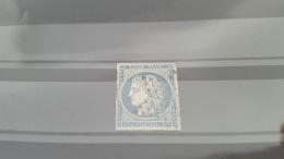 LOT 414077 TIMBRE DE FRANCE OBLITERE N°4 VALEUR 65 EUROS - 1849-1850 Cérès