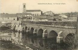 - Dpts Div.-ref-AC289- Meuse - Haironville - Pont Sur La Saulx - - France