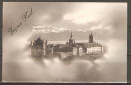 Carte P ( Suisse / Cathédrale De Lausanne ) - VD Vaud