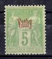Vathy YT N° 3 Neuf *. B/TB. A Saisir! - Vathy (1893-1914)