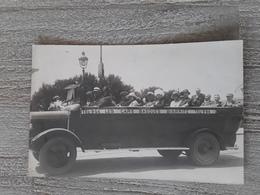 FOTOKAART BIARRITZ LES CARS BASQUES - Bayonne