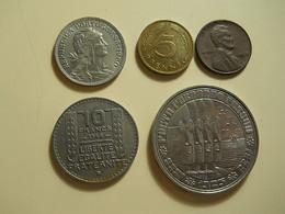 Lot 28 Coins 1 Silver - Kilowaar - Munten