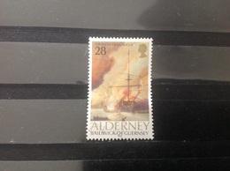 Alderney - Zeeslag Van La Hogue (28) 1992 - Alderney