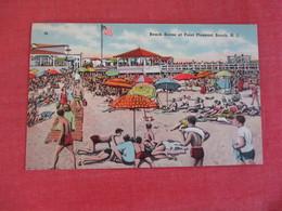 Beach Scene  Point Pleasant Beach   - New Jersey >   Ref 3066 - Vereinigte Staaten