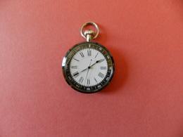 Montre Gousset - Mécanique En état De Marche - Chiffre Romains - Horloge: Zakhorloge
