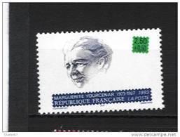 France 2804 Neuf ** (Marguerite Yourcenar - Cote 1,40€ - France