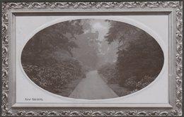 Kew Gardens, Surrey, 1909 - Percy Redjeb RP Postcard - Surrey