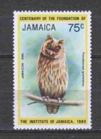Jamaica 1980 Mi 486 MNH OWL - Uilen