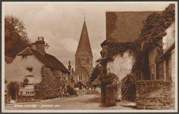 Shere, Surrey, 1954 - Judges RP Postcard - Surrey