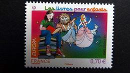 Frankreich 4857 **/mnh, EUROPA/ CEPT 2010, Kinderbücher - France