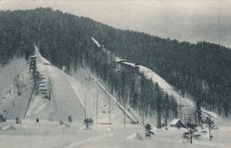 Planica - Ski Jumping 1950 - Slovénie