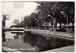 MANTOVA - NUOVA PISCINA COMUNALE - 1961 - Mantova