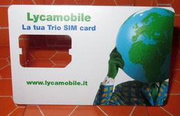 LYCAMOBILE ITALIA - Italy
