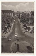 Berlin Potsdamer Platz Mit Blick In Die Leipzigerstr. (tramway) Old Photopostcard Travelled 1936 B180910 - Ohne Zuordnung