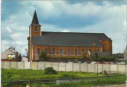 MONTIGNIES S/SAMBRE - Eglise St-Remy - Oblitération De 1976 - Charleroi