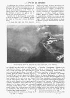 LE SPECTRE DE BROCKEN   1911 - Sciences & Technique