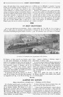 """UN JOUET GIGANTESQUE """" LE TRAIN ET LA LOCOMOTIVE-JOUET GIGANTESQUE """"  De M. BRIANNE   """"  1911 - Other Collections"""