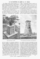 LE PLUVIOMETRE En COREE Au  XV Eme SIECLE   1911 - Sciences & Technique