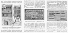LA TELEPHONIE AUTOMATIQUE  1911 - Sciences & Technique