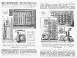 LA TELEPHONIE AUTOMATIQUE  1911 ( 1 ) - Sciences & Technique