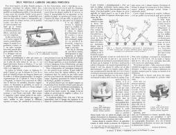 DEUX NOUVEAUX CADRANS SOLAIRES PORTATIFS   1911 - Non Classés