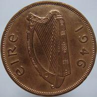 Ireland 1 Penny 1946 XF / UNC - Ireland
