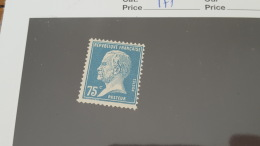 LOT 414288 TIMBRE DE FRANCE NEUF** N°177 - France