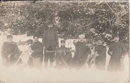 Mitrailleuses Et Lunette De Calcul De Distance 1053H - Guerre 1914-18
