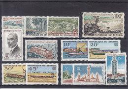 LOT ** MICHEL NUM : 295-301,302-303,310-313,292-294,281-286,274,239,304-306, - COTE ENV 25 EURO - Sénégal (1960-...)