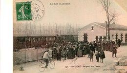 SAINT CERE(GARE) TRAIN - Saint-Céré