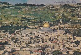 ISRAEL,JERUSALEM,3 TIMBRES - Israel
