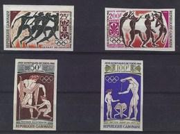 Jeux Olympiques De Tokyo En 1964 ( Gabon ) - Unused Stamps