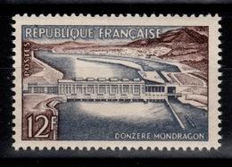 YV 1078 N** Barrage De Donzère-Mondragon Cote 2 Euros - Nuovi
