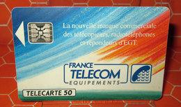 TELECARTE 50 EQUIPEMENTS - France