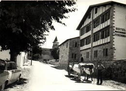 1 Cpsm Ainhoa - Hôtel Basque Du 16e Siècle - Ainhoa