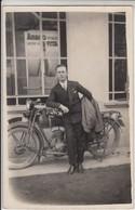 MOTO MOTORCYCLE HARLEY DAVIDSON PUBBLICITA' ADVERTISING AMARO VITALIS -  FOTO ORIGINALE - Fotos